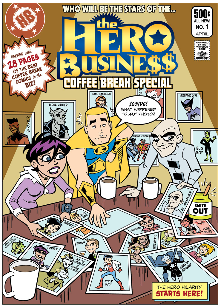 Bonus: Coffee Break Special