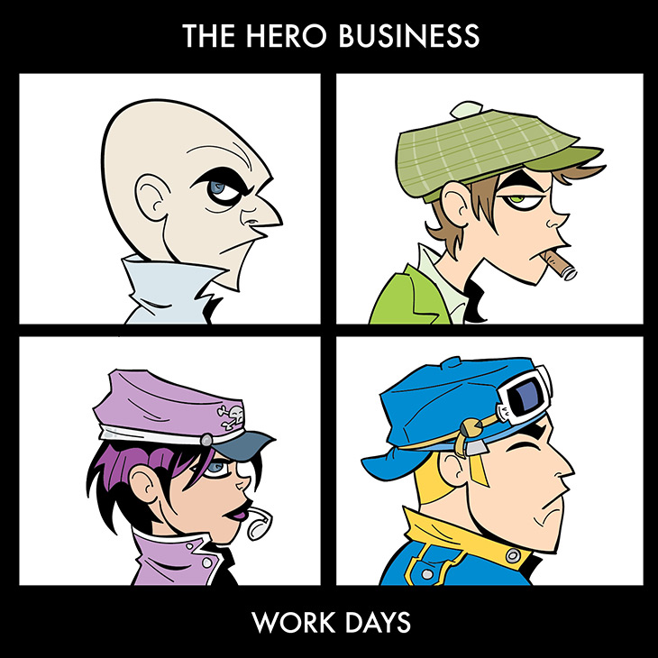 The Hero Business Theme Song