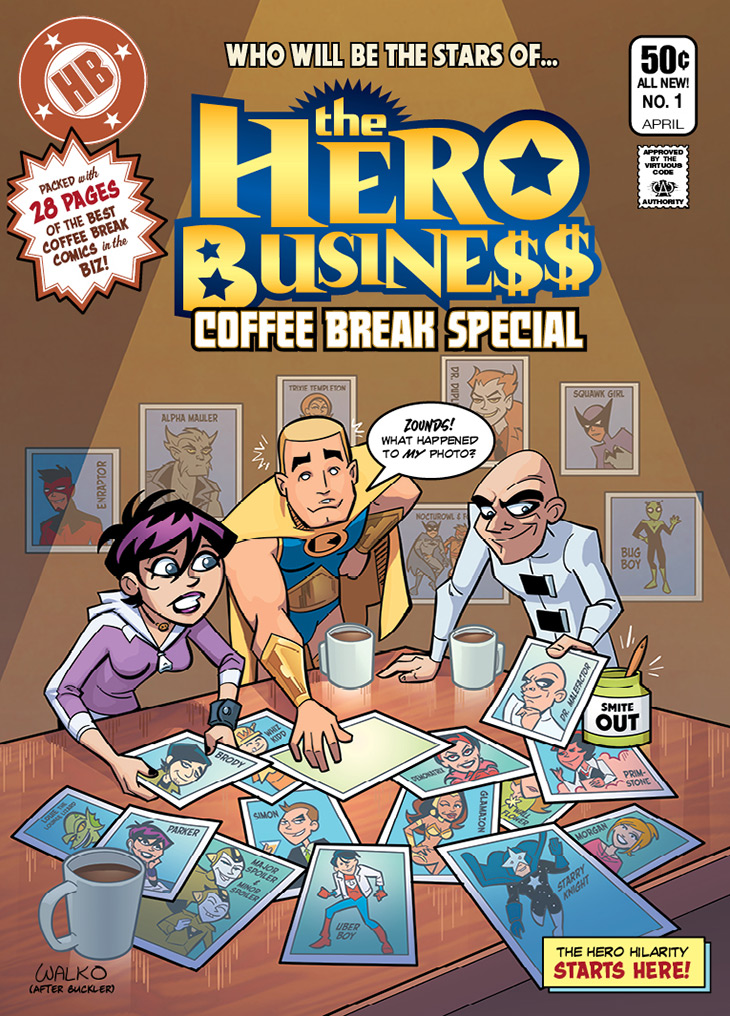 Hero Business Coffee Break Special #1 Remastered